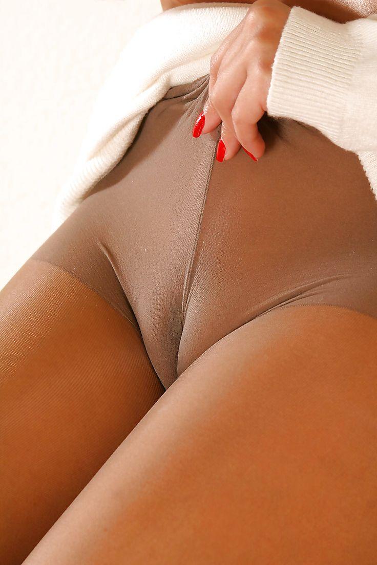 Advise pantyhose camel toe impossible