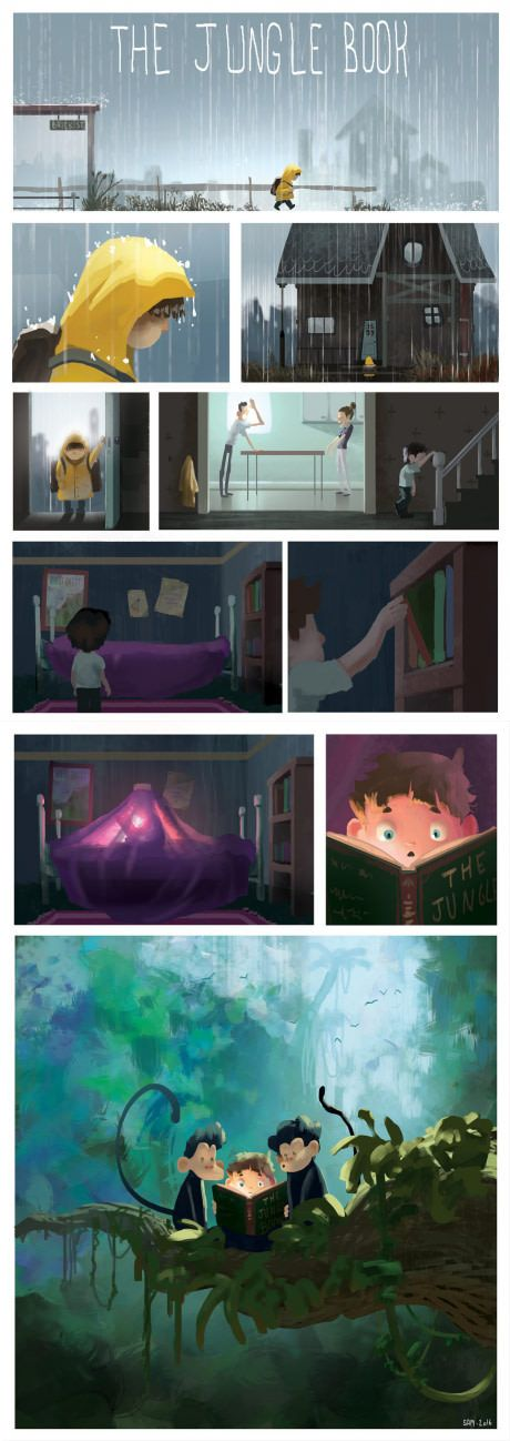"""""""There's always room for a story that can transport people to another place."""""""