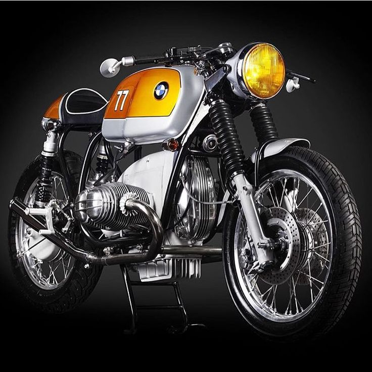 """""""About as clean as the come. Sun kissed BMW custom from the cats at…"""