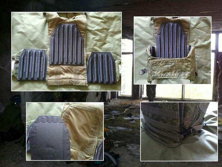 Обзор бронежилета 6б45/43 | защитная одежда | Бронежилет и ...