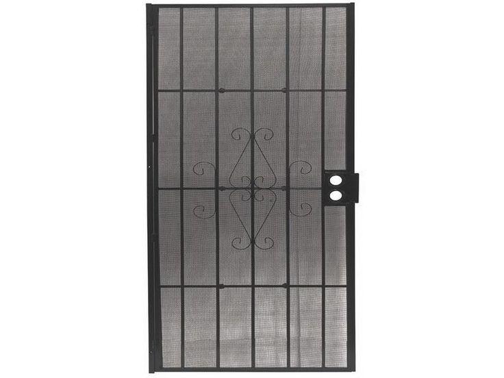 Amazing Security Storm Doors