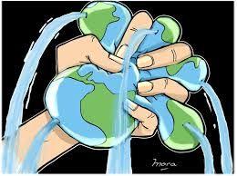 Resultado de imagen para contaminacion ambiental animales dibujo