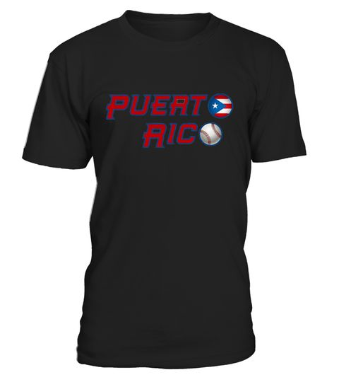 # Puerto Rico Baseball Flag T Shirt .  CHECK OUT OTHER AWESOME DESIGNS HERE!TIP: If you buy 2 or more (hint: make a gift for someone or team up) you'll save quite a lot on shipping.Guaranteed safe and secure checkout via:  Paypal | VISA | MASTERCARDClick theGREEN BUTTON, select your size and style.▼▼ ClickGREEN BUTTONBelow To Order ▼▼  THANK YOU!