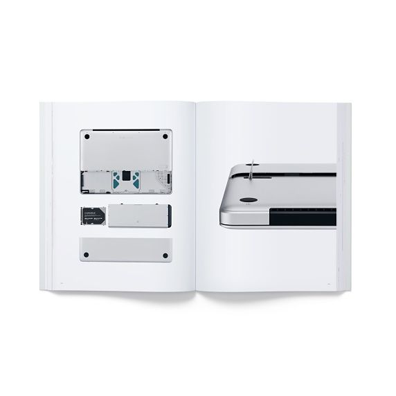Designed by Apple in California is a book of photographs chronicling our most significant and iconic products. Available now at apple.com.