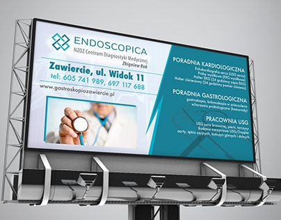 """Check out new work on my @Behance portfolio: """"Advertising Banner for Private Clinic """"Endoscopica"""""""" http://be.net/gallery/50862675/Advertising-Banner-for-Private-Clinic-Endoscopica"""