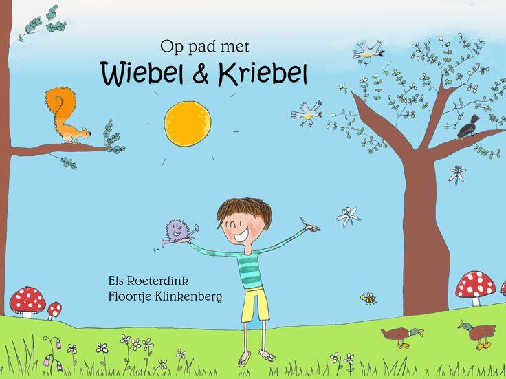 Wiebel en Kriebel, een boek om mee te bewegen!
