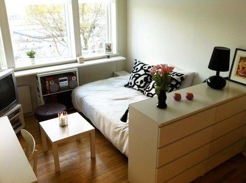 Die 25+ Besten Ideen Zu Leben Auf Kleinem Raum Auf Pinterest ... Zimmer Auf Kleinem Raum