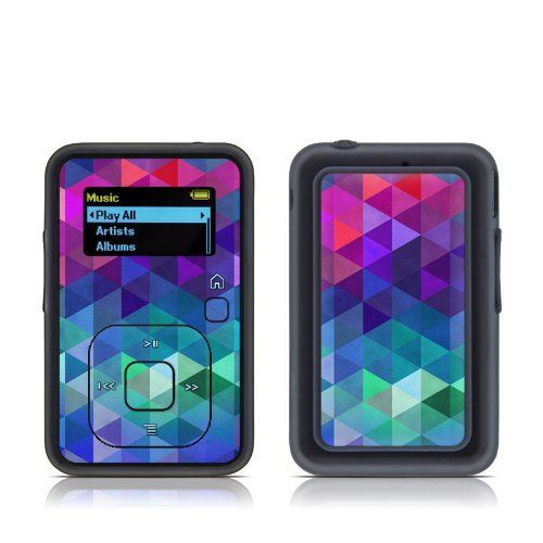 Charmed Design Protective Decal Skin Sticker for SanDisk Sansa Clip Plus / Sansa Clip+ MP3 Player