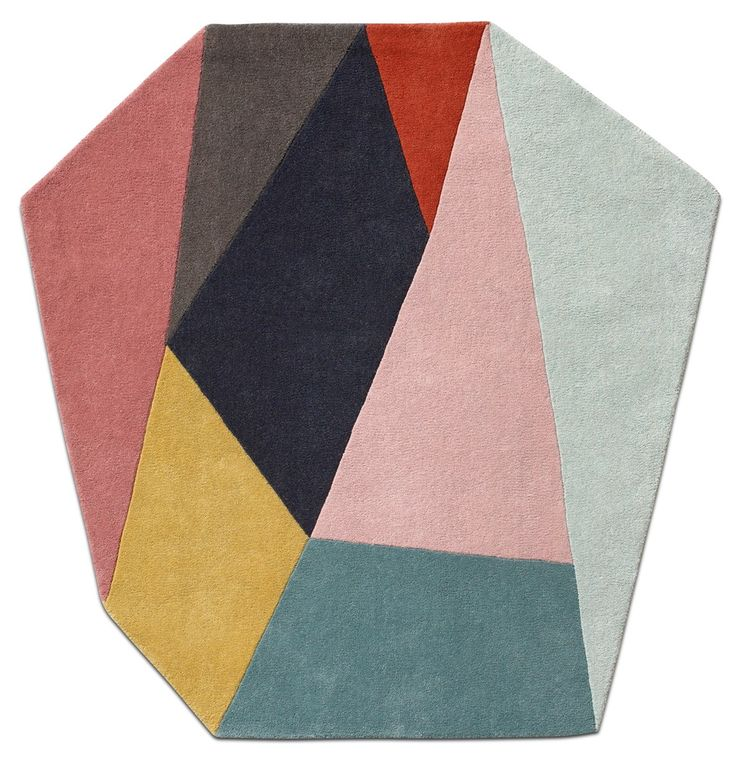 Alfombras redondas contemporáneas - Calidad de BoConcept