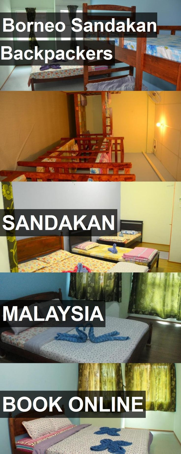 Hotel Borneo Sandakan Backpackers in Sandakan, Malaysia. For more information, photos, reviews and best prices please follow the link. #Malaysia #Sandakan #hotel #travel #vacation