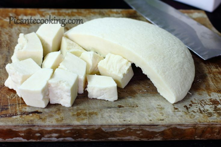 Индийский сыр панир (Paneer)