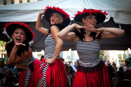 bastille day festival nyc
