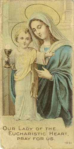 Holy Card, no date by Sam Fam, via Flickr
