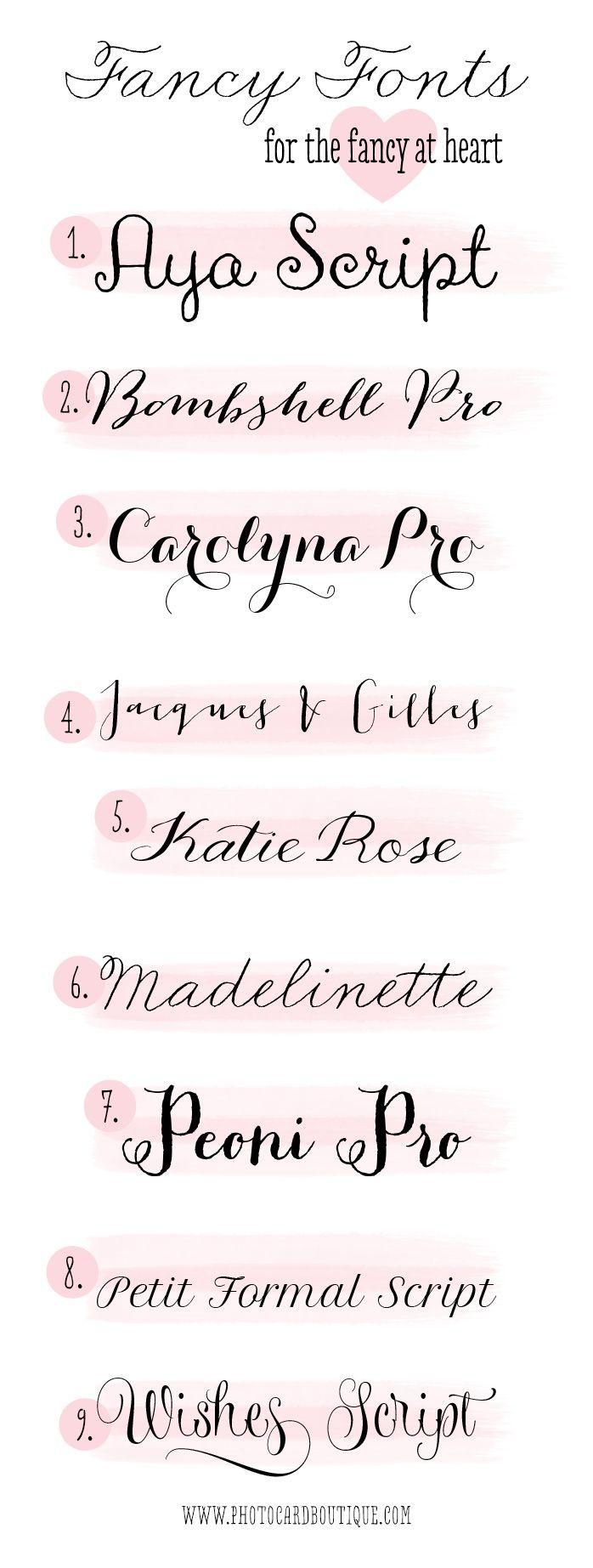 Best 25+ Tattoo fonts cursive ideas on Pinterest   Script tattoo ...