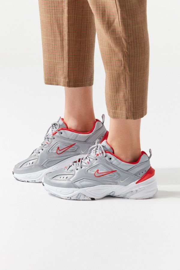 Nike M2K Tekno Metallic Sneaker in 2019 | Metallic sneakers