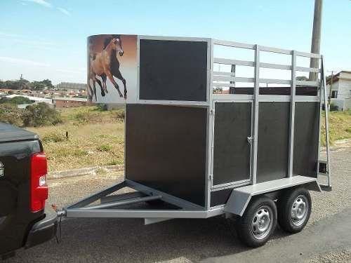 Carretinha Para Cavalo, Carretinha De Cavalo, Varginha Mg - R$ 5.500,00