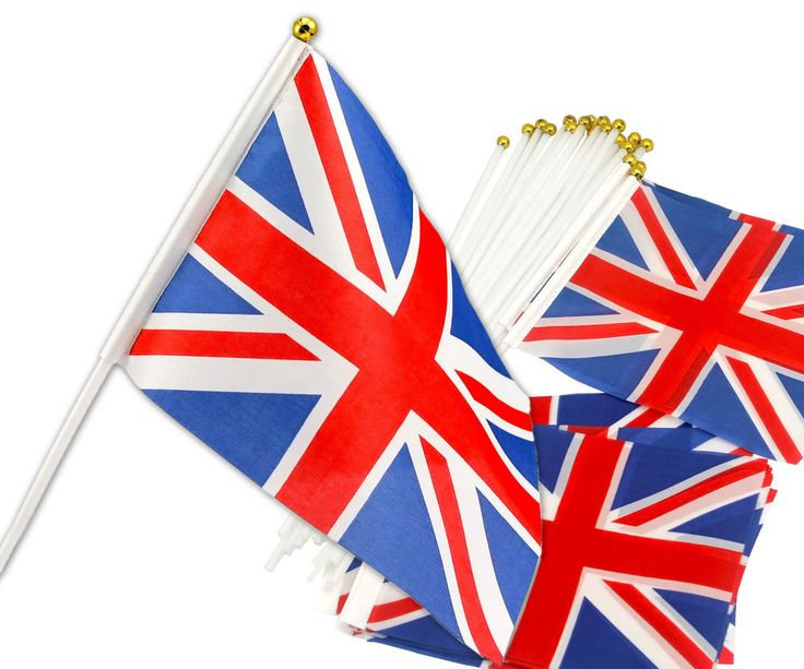 GB hand waving flags available at Magic Dingo on EbAY