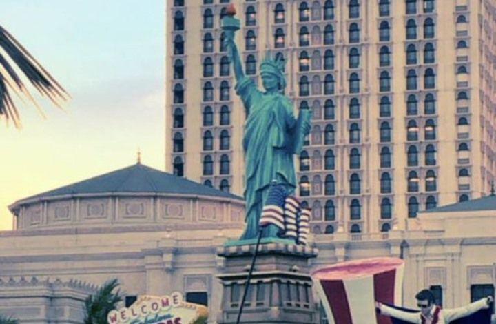 مغردون سعوديون ينتقدون نصب تمثال الحرية بجدة Statue Of Liberty Statue Travel