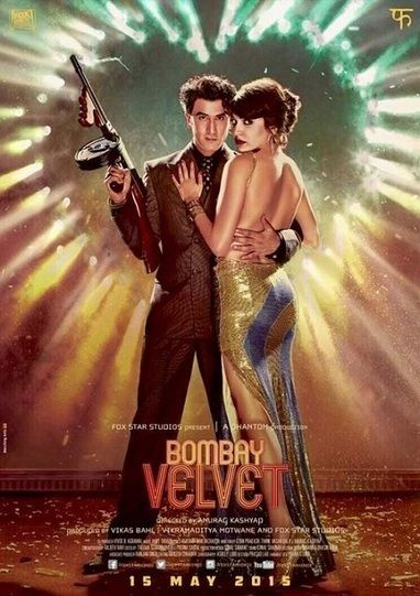 Watch Full Movies Online Free HD - MoviezCinema.Com: Bombay Velvet (2015)