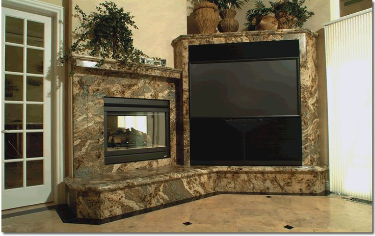 119 best marble and granite fireplace surrounds images on for Marble for fireplace surround