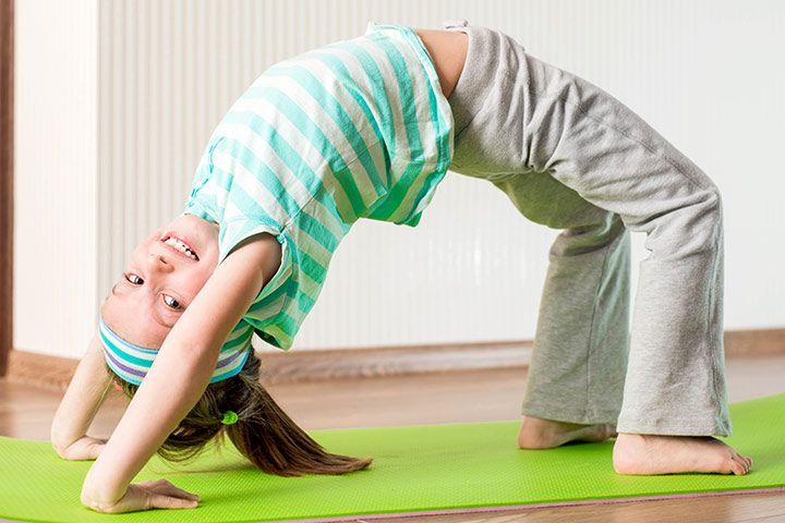8 best yoga poses for your Kids Health