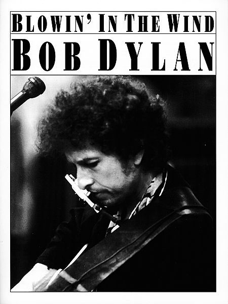 Bob Dylan - Blowin' in the Wind piano sheet music. More free piano sheets at www.pianohelp.net