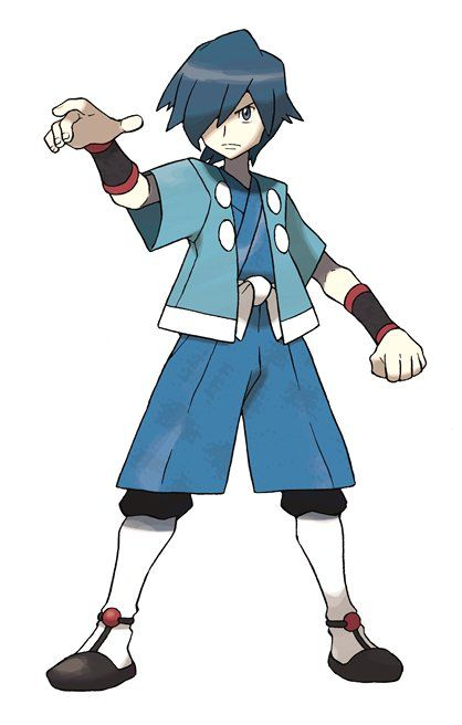96 best images about Pokemon Trainers on Pinterest ...