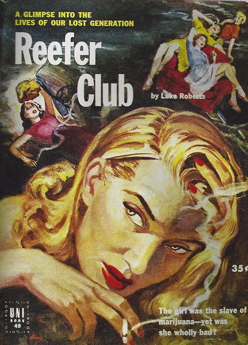 Reefer Club . Reefer Madness  via REVIVAL Collection