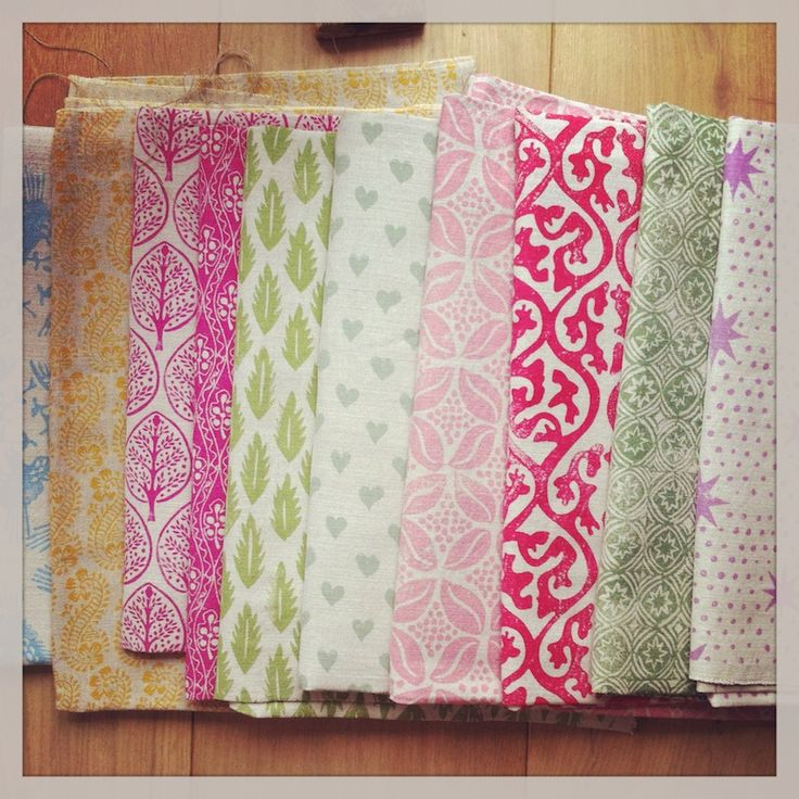 Molly Mahon Textile & Design - creating a new fabric range to be seen at Chelsea Harbour soon...