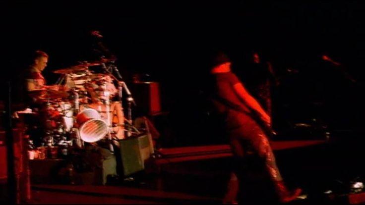 16 - U2 Bullet The Blue Sky (Slane Castle Live) HD
