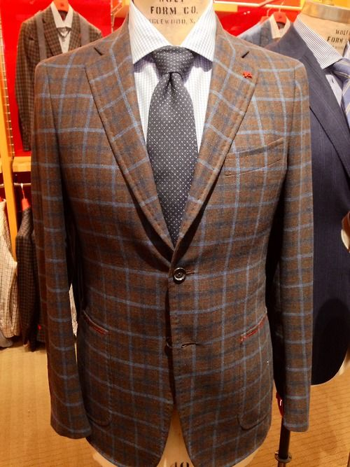 Isaia is shaping up beautifully for fall. Stop by and check it out!