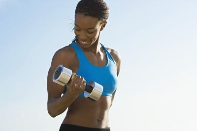 A Workout for Thin Arms