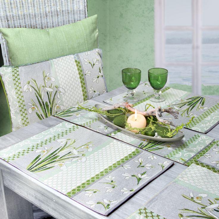 die besten 25 sander tischw sche ideen auf pinterest rote weihnachtsb ume tischw sche und. Black Bedroom Furniture Sets. Home Design Ideas
