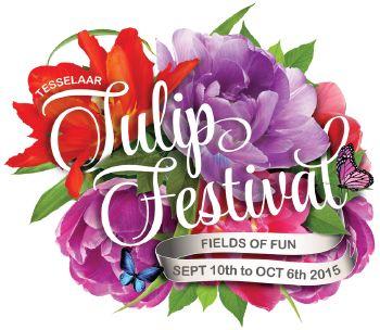 The Mik Maks return to Tesselaar Tulip Festival September 2015