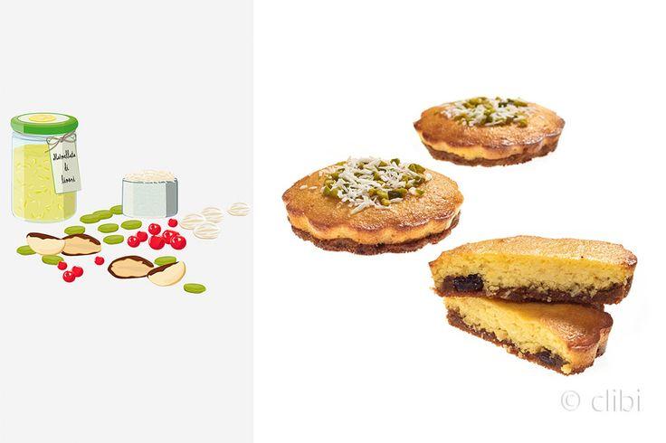 TORTINA DI NOCI BRASILIANE Tortina senza glutine e latticini con doppio impasto uno croccante e l'altro morbidissimo. http://clibi.net/2015/12/04/tortina-di-noci-brasiliane-senza-glutine/
