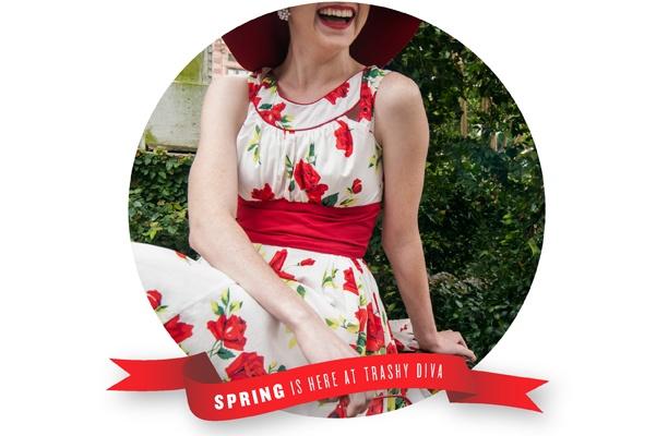 Retro Dresses | 40's & 50's Vintage Inspired Women's Clothing | Trashy Diva