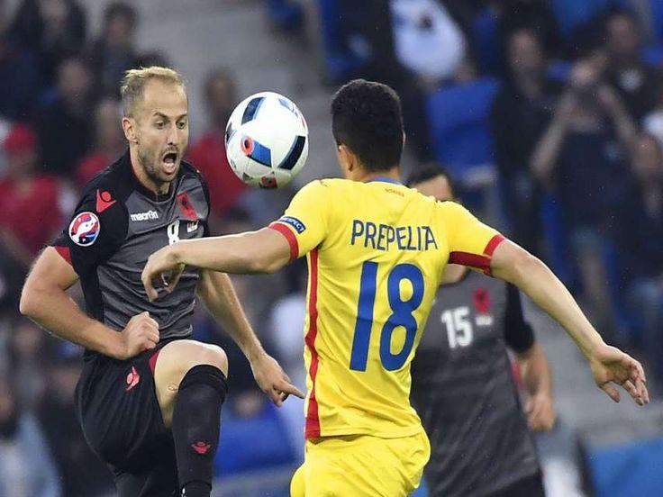 Eurocopa Francia 2016: Con un gol de Sadiku Albania logró el primer triunfo de su historia en un gran torneo internacional y lo elimina a Rumania