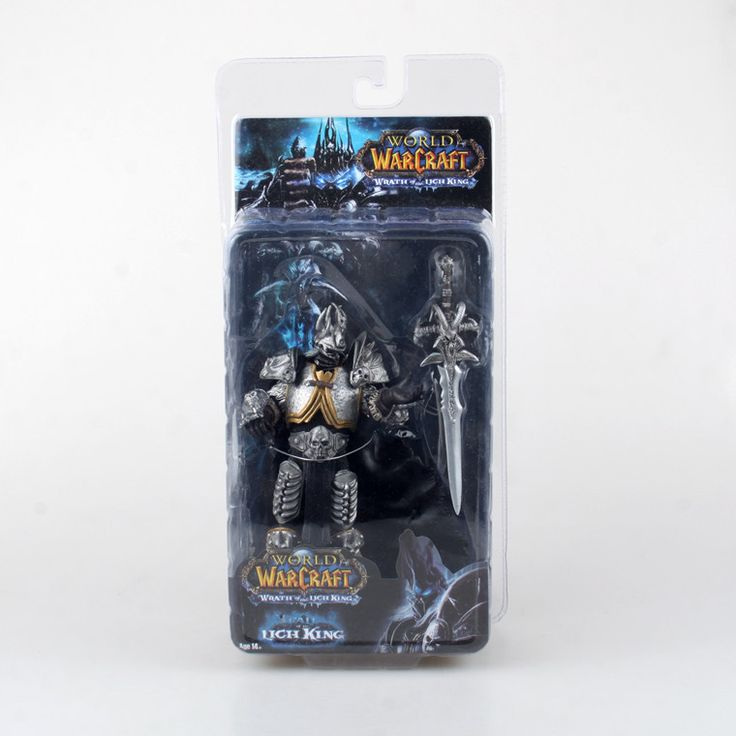 Dota 2 Arthas Menethil Lich King Action Figure Toys //Price: $38.32 & FREE Shipping //     #actionfigure