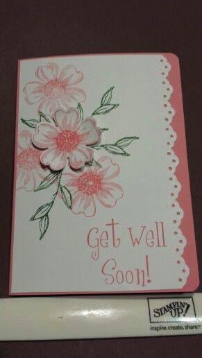 S U Flower shop get well card.
