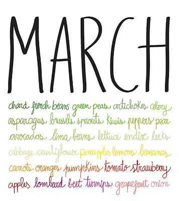 March Is The Time To Enjoy All Of The Fresh And Delicious Fruits And