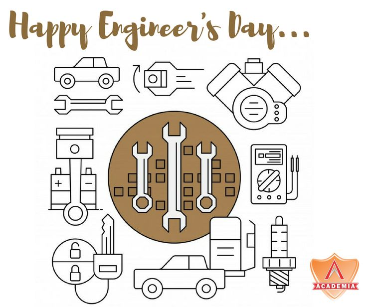 Happy Engineer's Day..!!! #EngineersDay