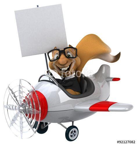 """Téléchargez la photo libre de droits """"Fun squirrel"""" créée par julien tromeur au meilleur prix sur Fotolia.com. Parcourez notre banque d'images en ligne et trouvez l'image parfaite pour vos projets marketing !"""