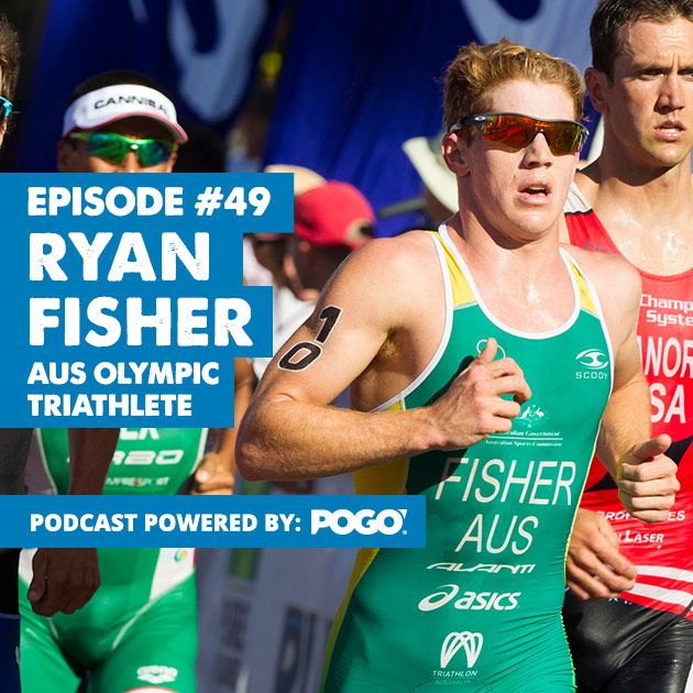 The Physical Performance Show: Ryan Fisher – AUS Olympic Triathlete