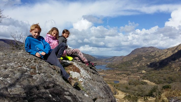 Is een vakantie in Ierland met kinderen leuk? Blogger Jolinda vindt van wel en deelt haar ervaringen met een actieve vakantie in Ierland.