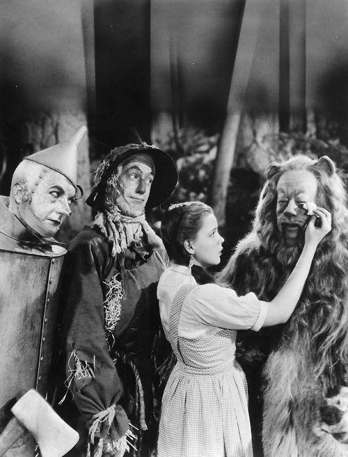 Wizard of Oz    Mágico de Oz.