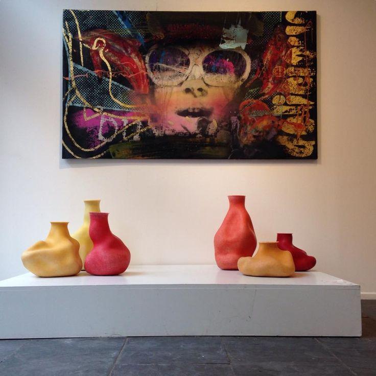Sculpt vessel | HandMade Industrials  | @ De Gallerie, Den Haag