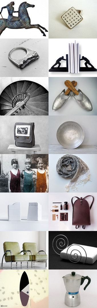 eclectic by Sun San on Etsy--Pinned+with+TreasuryPin.com