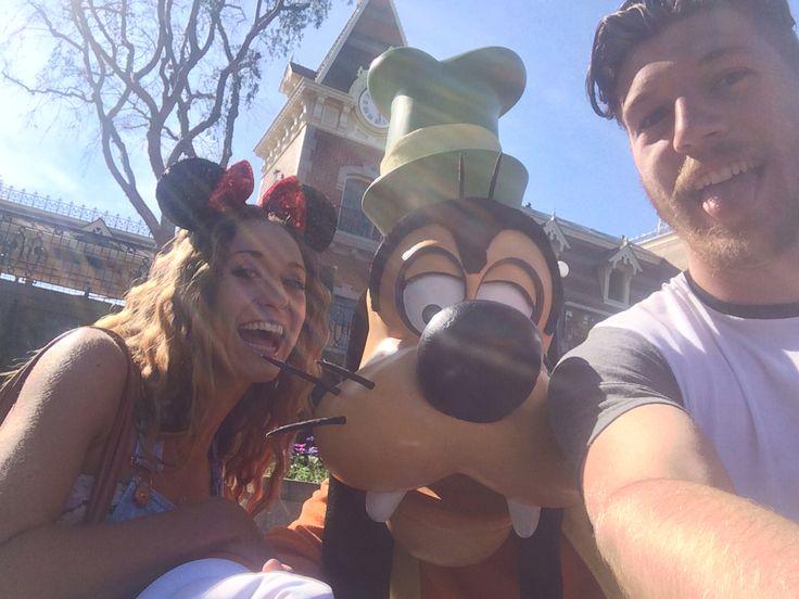 Goofy Selfie!