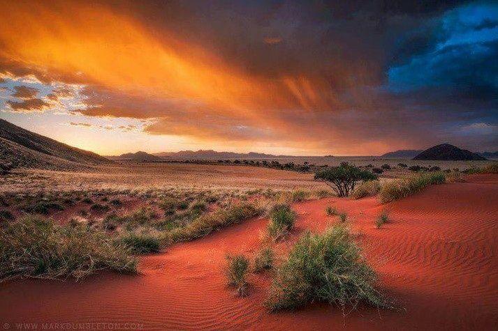 Amazing Landscape of Namibia.....