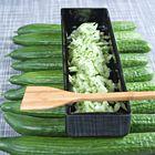 Komkommersalade met French dressing
